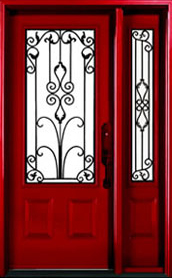 Wrought Iron Doors Toronto